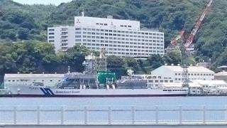 海上保安庁 6500トン型 巡視船れいめいの写真・画像素材[3156864]