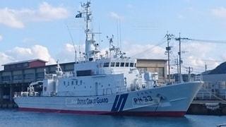 海上保安庁  350トン型 巡視船 まつうらの写真・画像素材[3156895]