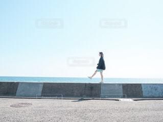 空と海の写真・画像素材[3163903]