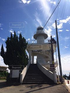 灯台の写真・画像素材[3191811]