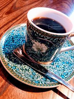 コーヒーを一杯の写真・画像素材[3174916]