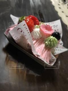 春のケーキの写真・画像素材[3207568]