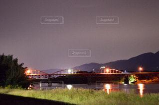 吉野川と橋の写真・画像素材[3164581]