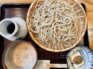 長野で信州そばの写真・画像素材[3166311]