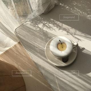 カフェでひといきの写真・画像素材[3166403]