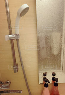 シャワーの写真・画像素材[3203071]