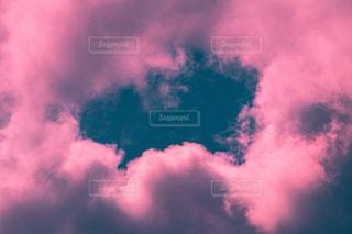 空の雲の写真・画像素材[3236887]