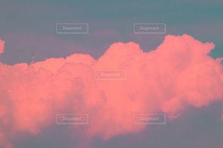 空の雲の写真・画像素材[3276672]