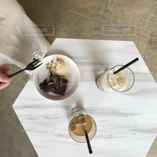 おしゃれなカフェの写真・画像素材[4608312]
