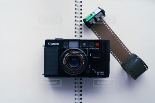 カメラのクローズアップの写真・画像素材[4608961]