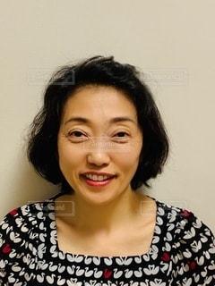微笑む女性の写真・画像素材[3547857]