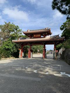 首里城 守礼門の写真・画像素材[3169006]