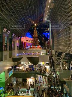 京都駅の写真・画像素材[3169004]