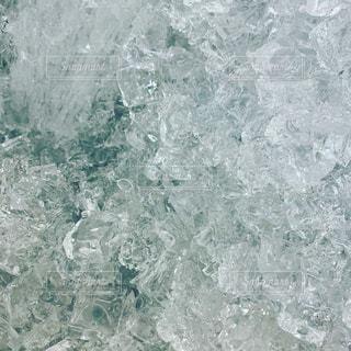 溶氷の素晴らしさの写真・画像素材[3170292]