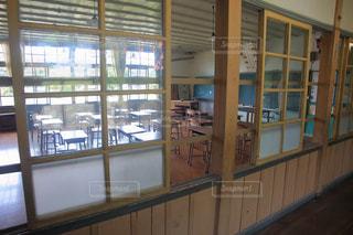 昭和の学校 木造校舎の写真・画像素材[3201428]