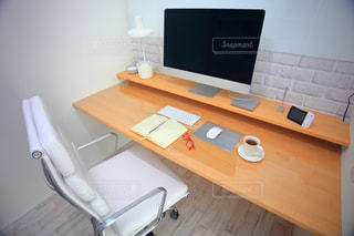 ビジネスイメージ テレワークの写真・画像素材[3202305]