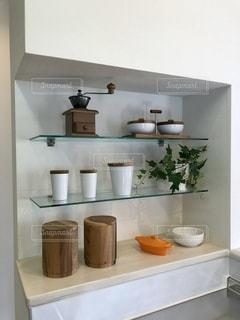 台所用品 キッチンアイテムの写真・画像素材[3405695]