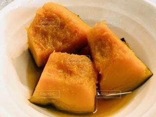 カボチャの煮物の写真・画像素材[3668609]