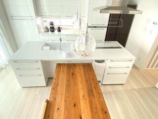 ダイニングキッチン インテリアの写真・画像素材[4266603]