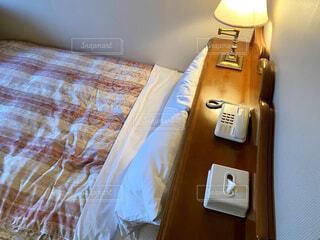 ベッドルームの写真・画像素材[4303916]