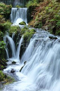 滝の写真・画像素材[4306813]