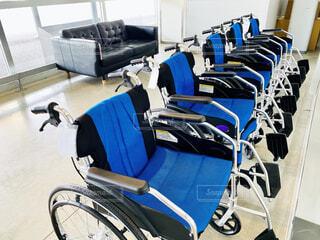 車椅子の写真・画像素材[4380673]