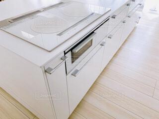 インテリア オール電化のキッチンの写真・画像素材[4420413]