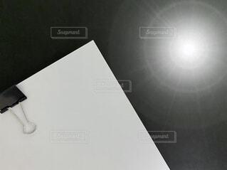 ビジネスイメージ 白紙の写真・画像素材[4420437]