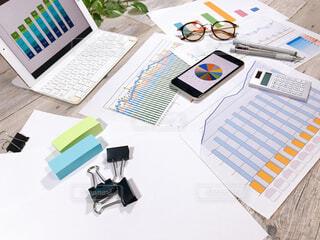 ビジネスイメージ デスクの写真・画像素材[4457309]
