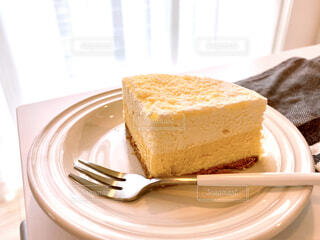 チーズケーキの写真・画像素材[4583608]