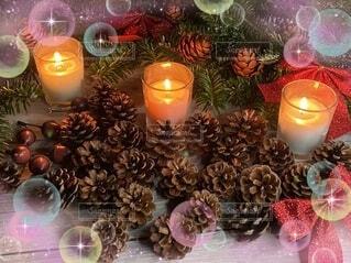 クリスマスイメージの写真・画像素材[4844553]