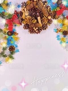 クリスマスの背景素材の写真・画像素材[4882453]