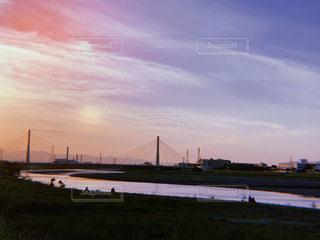 Before sunsetの写真・画像素材[3201001]