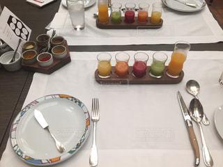 朝食の写真・画像素材[357002]