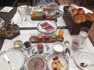 朝食の写真・画像素材[357010]