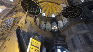 トルコ アヤソフィアの写真・画像素材[3176390]