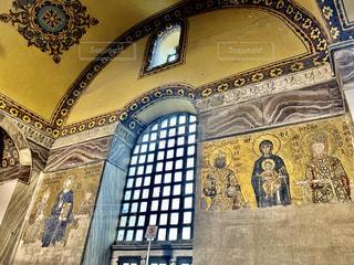 トルコ アヤソフィアの写真・画像素材[3177882]