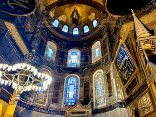 トルコ アヤソフィアの写真・画像素材[3177888]