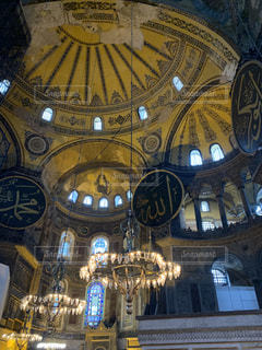 トルコ アヤソフィアの写真・画像素材[3177896]