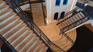 船の階段の写真・画像素材[3235497]