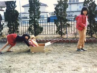 子どもの写真・画像素材[130975]