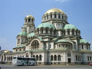 アレクサンダーネフスキー寺院の写真・画像素材[3187334]