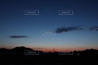 夕日の写真・画像素材[3182760]