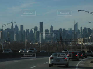 To Manhattanの写真・画像素材[3185133]