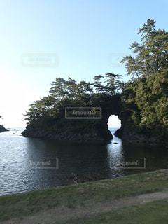 綺麗な海の景色の写真・画像素材[3186068]