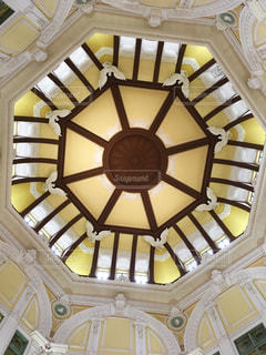 美しい天井の写真・画像素材[3191331]