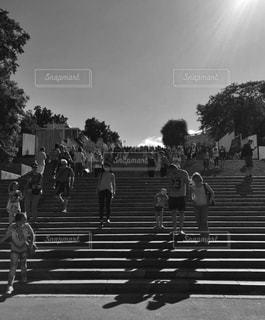 オデッサの階段の写真・画像素材[3272807]