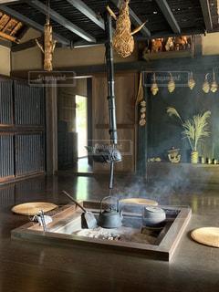 日本家屋の写真・画像素材[3199603]