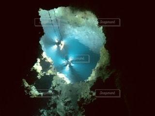 龍泉洞の写真・画像素材[3522101]