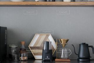 カフェの写真・画像素材[4195135]